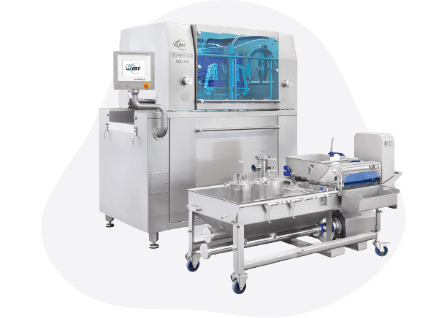 Prodej, montáž a pozáruční servis strojů Schroder
