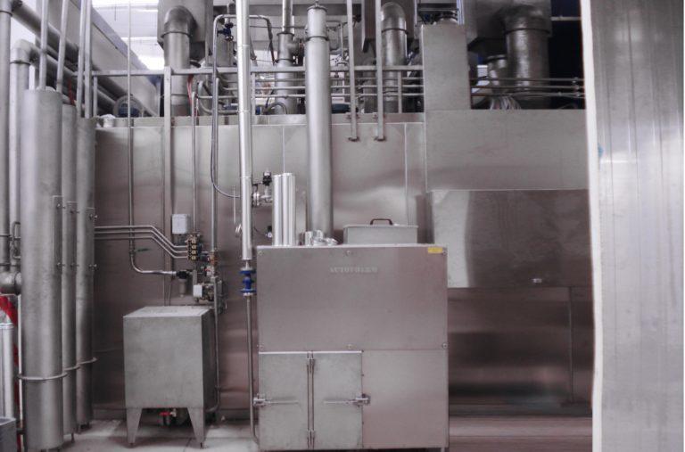 Výrobník kouře Autotherm